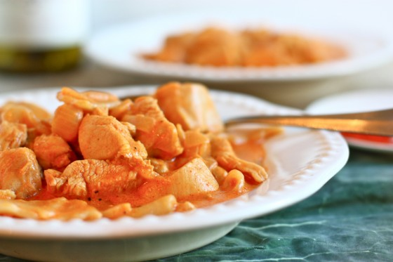 Chicken Paprika! Chicken PapRIKa! CHICKEN PAPRIKA! With homemade ...