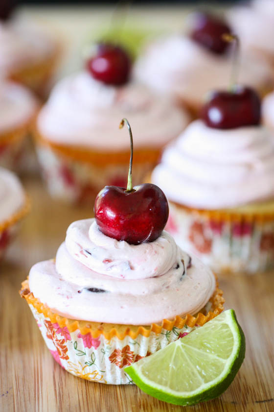 limeade cupcakes-4784