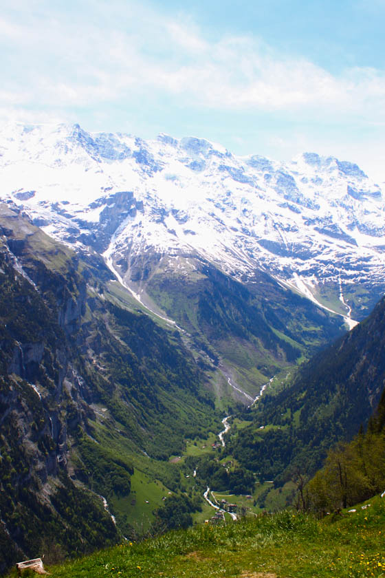 Murren Switzerland  city photo : Our Honeymoon: Murren, Switzerland