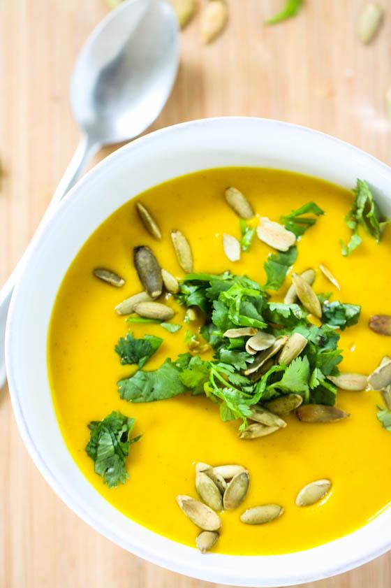 pumpkin soup-6901