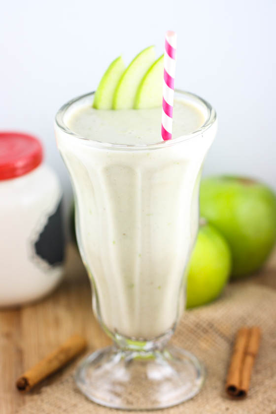 apple pie smoothie-7355