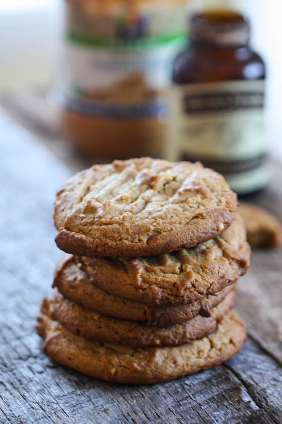 peanut butter cookies-8409